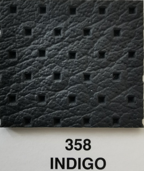 358 indigo