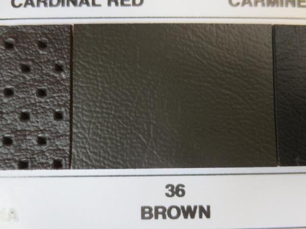 36 brown
