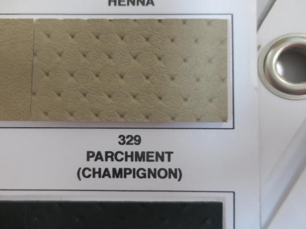 329 parchment